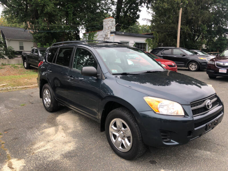 2011 Toyota RAV4 for sale at Chris Auto Sales in Springfield MA
