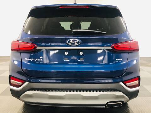 2020 Hyundai Santa Fe for sale at CarCo Direct in Cleveland OH