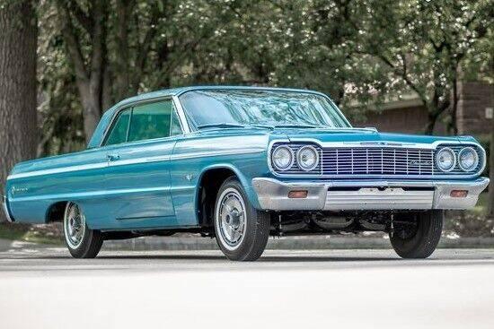 1964 Chevrolet Impala for sale at AZ Classic Rides in Scottsdale AZ