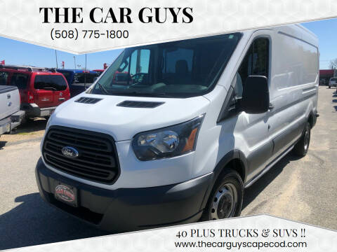 2015 Ford Transit Cargo for sale at The Car Guys in Hyannis MA