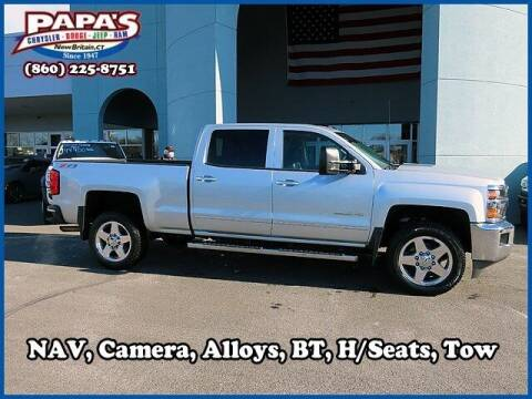 2015 Chevrolet Silverado 2500HD for sale at Papas Chrysler Dodge Jeep Ram in New Britain CT