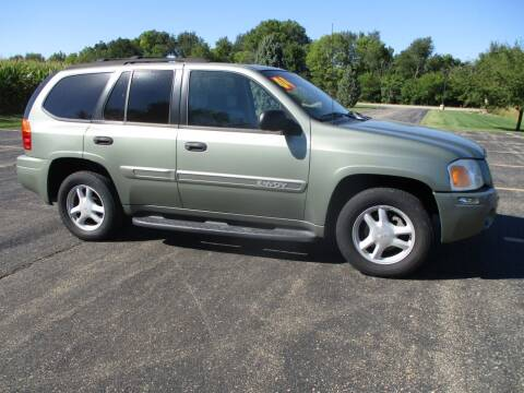 2004 GMC Envoy for sale at Crossroads Used Cars Inc. in Tremont IL