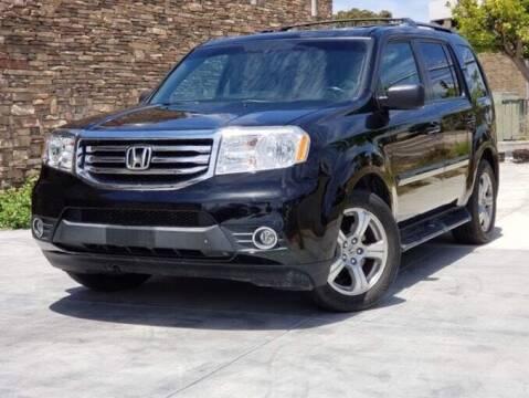 2015 Honda Pilot for sale at Masi Auto Sales in San Diego CA