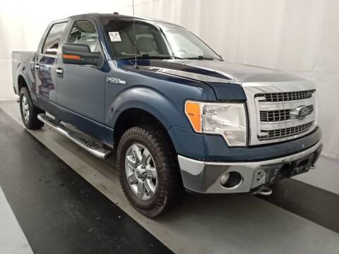 2013 Ford F-150 for sale at Horne's Auto Sales in Richland WA