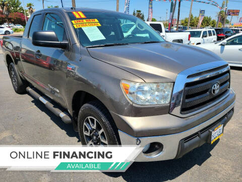 2011 Toyota Tundra for sale at Super Cars Sales Inc #1 in Oakdale CA