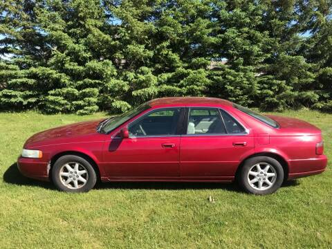 2002 Cadillac Seville for sale at BLAESER AUTO LLC in Chippewa Falls WI
