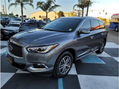 2017 Infiniti QX60 for sale at AutoDeals in Daly City CA