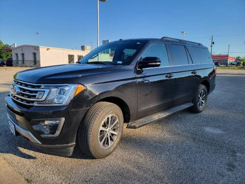 2019 Ford Expedition MAX for sale at Stanley Ford Gilmer in Gilmer TX