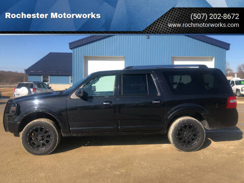 2013 Ford Expedition EL for sale at Rochester Motorworks in Rochester MN