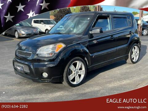 2011 Kia Soul for sale at Eagle Auto LLC in Green Bay WI