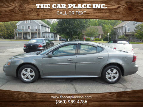 2008 Pontiac Grand Prix for sale at THE CAR PLACE INC. in Somersville CT