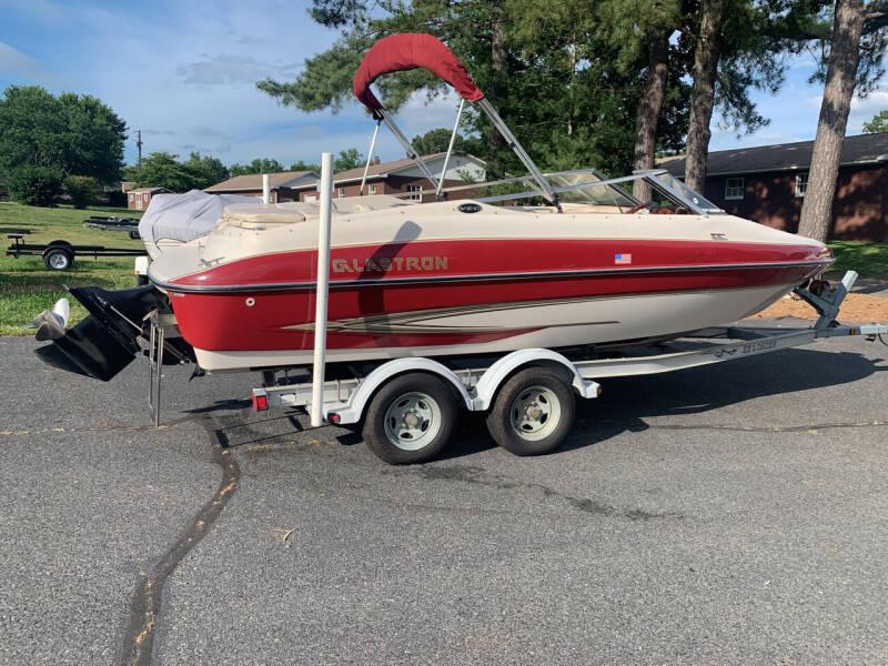 2005 Glastron GX 205 SF for sale at Performance Boats in Spotsylvania VA