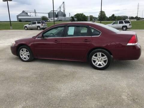 2011 Chevrolet Impala for sale at Lannys Autos in Winterset IA