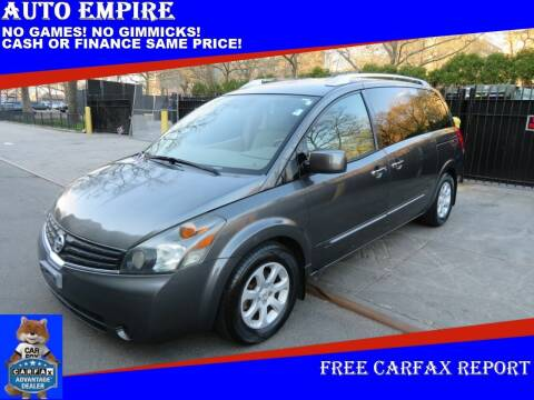 2007 Nissan Quest for sale at Auto Empire in Brooklyn NY