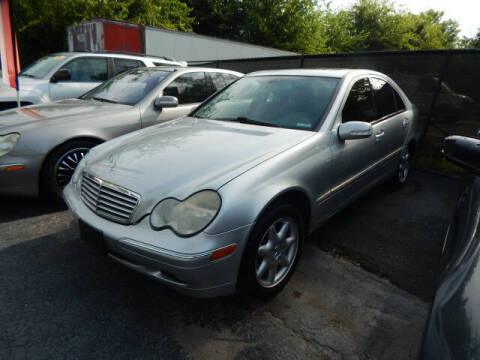 2002 Mercedes-Benz C-Class for sale at WOOD MOTOR COMPANY in Madison TN