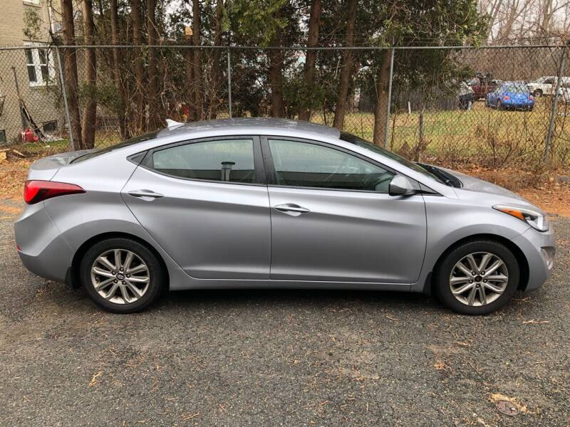 2015 Hyundai Elantra for sale at New Look Auto Sales Inc in Indian Orchard MA