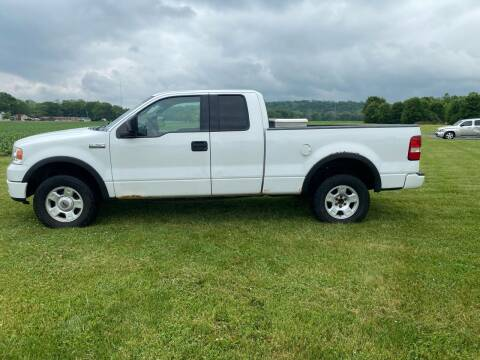 2004 Ford F-150 for sale at Wendell Greene Motors Inc in Hamilton OH