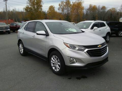 2019 Chevrolet Equinox for sale at KATAHDIN MOTORS INC /  Chevrolet & Cadillac in Millinocket ME