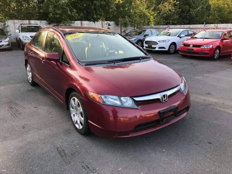 2007 Honda Civic for sale at Auto Revolution in Charlotte NC