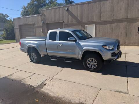 2016 Toyota Tacoma for sale at McPherson Car Connection LLC in Mcpherson KS