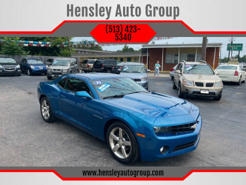 2010 Chevrolet Camaro for sale at Hensley Auto Group in Middletown OH
