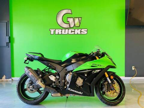 2014 Kawasaki Ninja ZX10r for sale at GW Trucks in Jacksonville FL