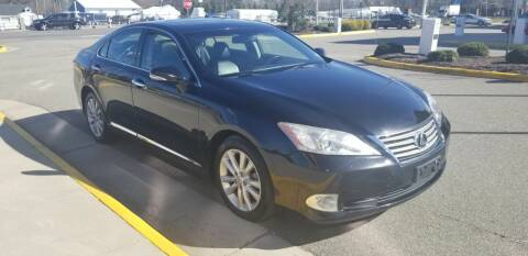 2011 Lexus ES 350 for sale at RVA Automotive Group in North Chesterfield VA