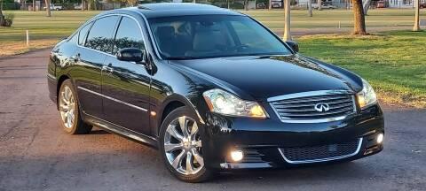 2008 Infiniti M45 for sale at CAR MIX MOTOR CO. in Phoenix AZ