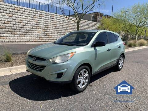 2010 Hyundai Tucson for sale at AUTO HOUSE TEMPE in Tempe AZ
