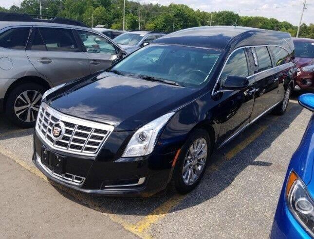 2013 Cadillac XTS Pro