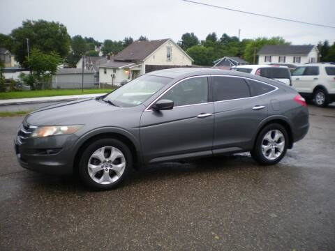 2011 Honda Accord Crosstour for sale at Starrs Used Cars Inc in Barnesville OH
