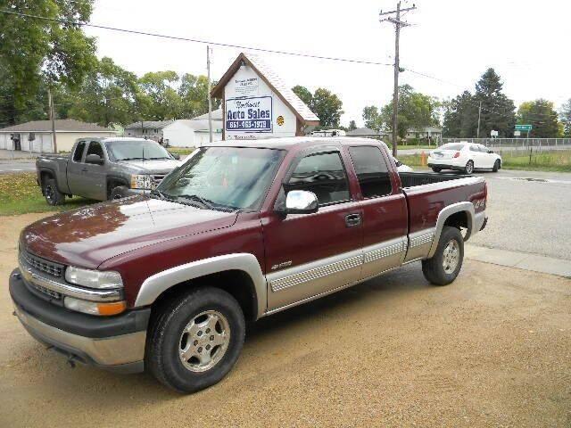 2000 Chevrolet Silverado 1500 for sale at Northwest Auto Sales in Farmington MN