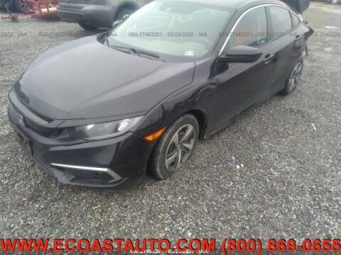 2019 Honda Civic for sale at East Coast Auto Source Inc. in Bedford VA