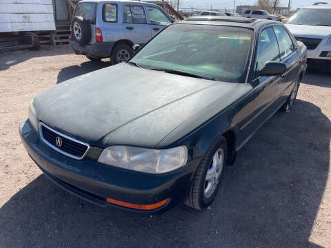 1996 Acura TL for sale at PYRAMID MOTORS - Fountain Lot in Fountain CO
