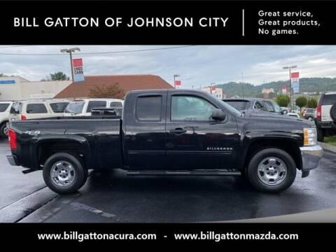2012 Chevrolet Silverado 1500 for sale at Bill Gatton Used Cars - BILL GATTON ACURA MAZDA in Johnson City TN