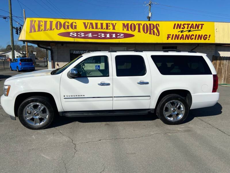 2009 Chevrolet Suburban for sale at Kellogg Valley Motors in Gravel Ridge AR