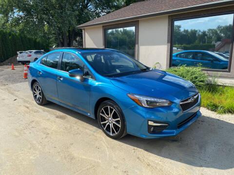 2017 Subaru Impreza for sale at VITALIYS AUTO SALES in Chicopee MA