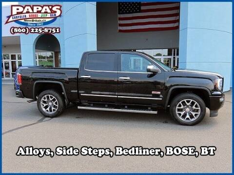 2016 GMC Sierra 1500 for sale at Papas Chrysler Dodge Jeep Ram in New Britain CT
