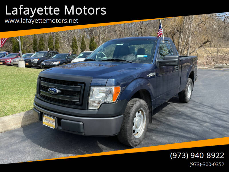 2014 Ford F-150 for sale at Lafayette Motors 2 in Andover NJ