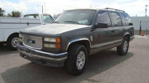 1999 GMC Yukon for sale at One Community Auto LLC in Albuquerque NM