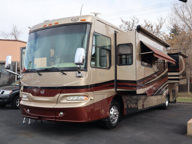 2006 Monaco Camelot for sale at DENVER MOTORS in Englewood CO