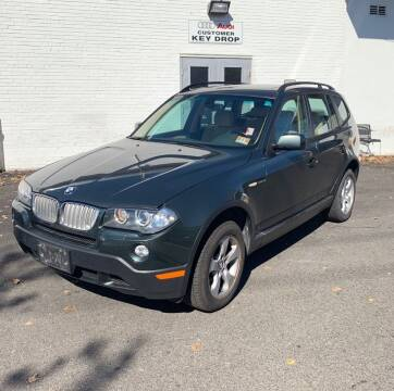 2007 BMW X3 for sale at MFT Auction in Lodi NJ