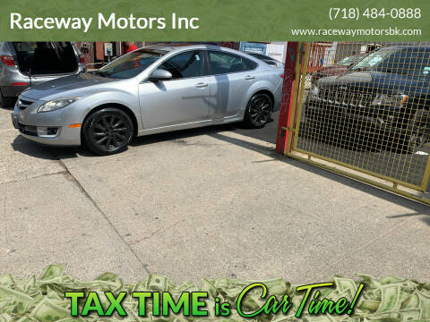 2011 Mazda MAZDA6 for sale at Raceway Motors Inc in Brooklyn NY