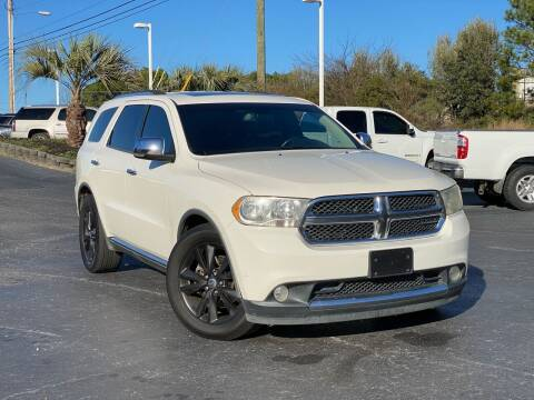 2011 Dodge Durango for sale at Rock 'n Roll Auto Sales in West Columbia SC