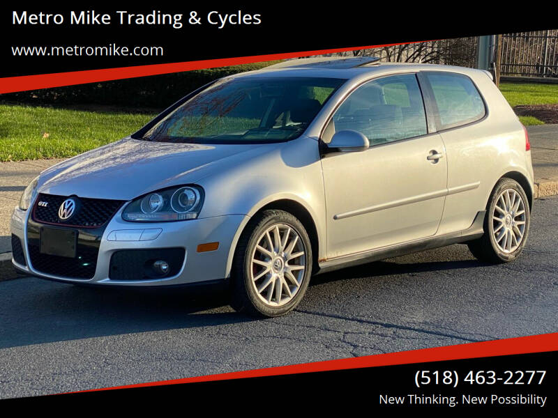 2006 Volkswagen GTI for sale at Metro Mike Trading & Cycles in Albany NY