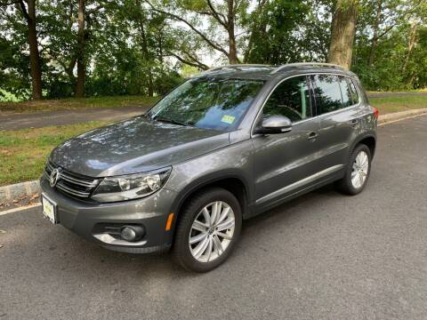 2012 Volkswagen Tiguan for sale at Crazy Cars Auto Sale in Jersey City NJ