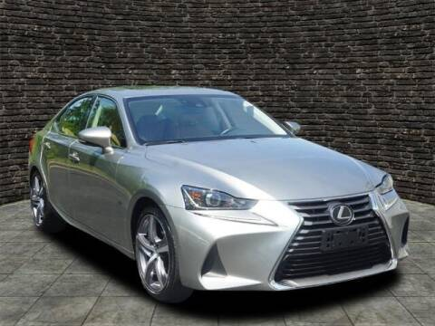 2018 Lexus IS 300 for sale at Ron's Automotive in Manchester MD