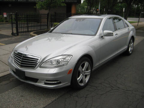 2010 Mercedes-Benz S-Class for sale at Top Choice Auto Inc in Massapequa Park NY