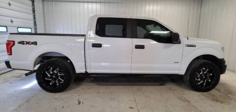 2017 Ford F-150 for sale at Ubetcha Auto in St. Paul NE