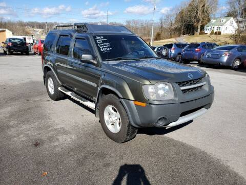 2004 Nissan Xterra for sale at DISCOUNT AUTO SALES in Johnson City TN